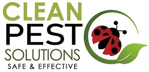 Clean Pest Solutions – Safe & Effective Logo