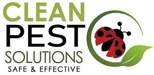 Clean Pest Solutions – Safe & Effective Logo